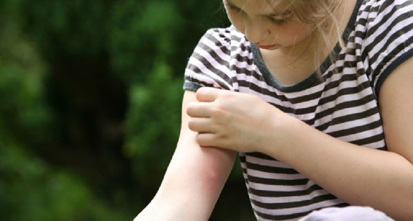 Безопасная детская защита от комаров